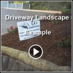 Ed's Landscaping project in Glendale, CA Design Example Video