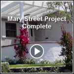 Ed's Landscaping Mary Street Project in La Crescenta, CA After Construction Videos