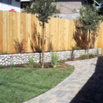 Ed's Landscaping fence-wall-walkway-sod