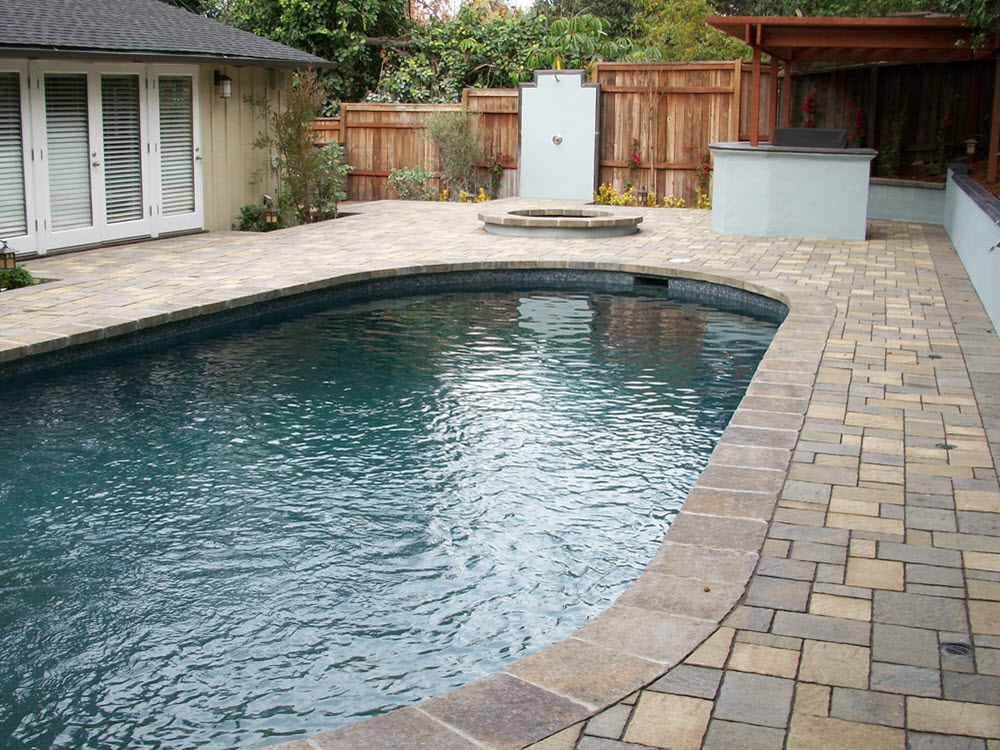 Pool-Pool Deck-Firepit and Bar Project