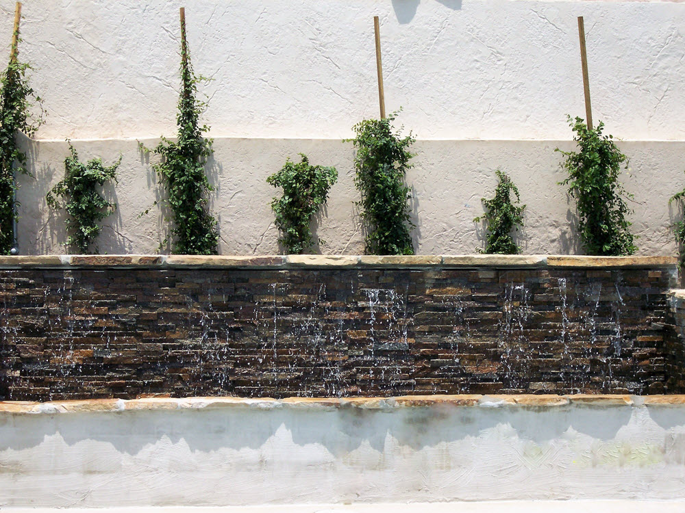 Glendale Project-Ed's Landscaping-Waterfall